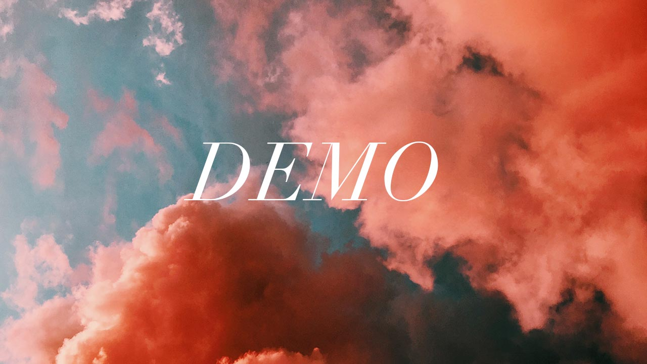 Demo Sermon 1